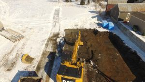Résidentiel - Excavation Laflamme et Ménard