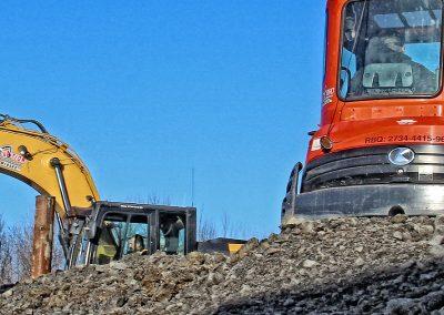Mini-excavation - Excavation Laflamme et Ménard