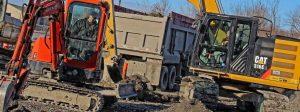 Mini-excavation - Laflamme et Ménard